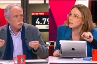 """Henares a la exasesora de Zapatero: """"Decir que cuando el PSOE se fue estábamos mejor es para abrirse las venas"""""""