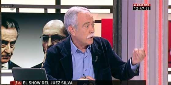 """Pérez Henares: """"El esperpéntico juez Silva es el mejor abogado de Blesa"""""""