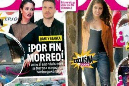 La actriz de moda se debate entre dos jugadores de la selección española