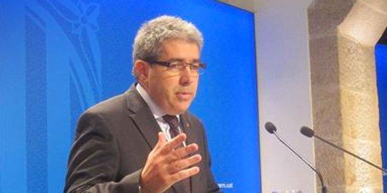 Homs niega lo evidente y dice que la Comisión no se ha expresado sobre la independencia de Cataluña
