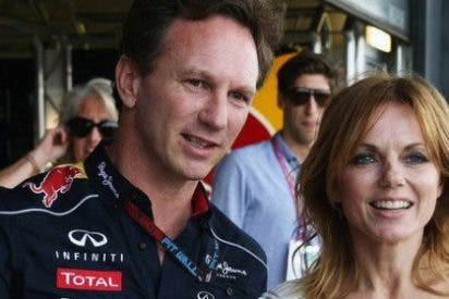 Un miembro de Red Bull se 'liga' a una Spice Girl
