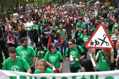 Convocada una huelga estudiantil, el 29 de abril, en Madrid para protestar por el retraso del pago de becas