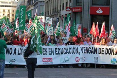 Estudiantes universitarios convocan una huelga el 8 de mayo para protestar contra los recortes