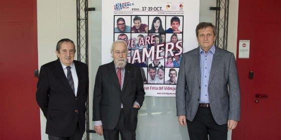 Madrid Games Week 2014, la gran feria del videojuego, reunirá a las grandes compañías del sector