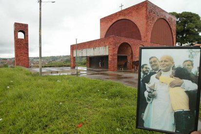 """Una iglesia brasileña, la primera en llamarse """"San Juan Pablo II"""""""