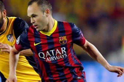Iniesta pudo ser jugador... ¡Del Atlético de Madrid!