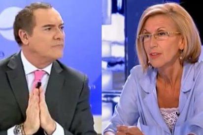 Antonio Jiménez ajusticia a Rosa Díez por criticar que sonara el himno nacional en el funeral de Suárez