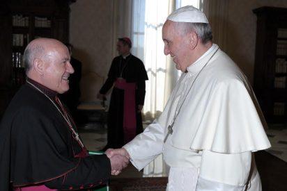 El obispo de Santander anima a