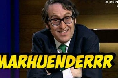 """Marhuenderrr: """"Es escuchar hablar mal de Rajoy y me convierto en el gremlin malo"""""""