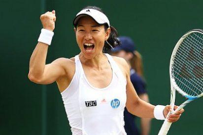 Una japonesa de 43 años elimina a la campeona de Indian Wells