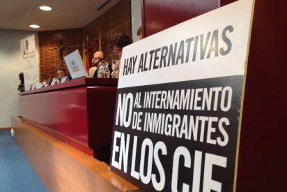 """""""Las personas internadas en los CIE no son culpables de ningún delito"""""""