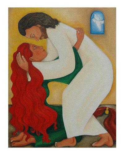 La mujer de Jesús