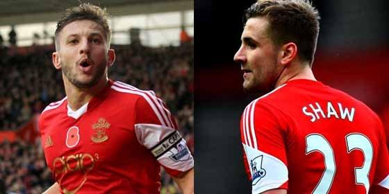 El United ofrecería 65 'kilos' al Southampton por dos de sus jugadores