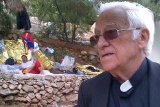 """Padre Ángel: """"La pobreza no sabe de números, y por eso no salen las cuentas"""""""