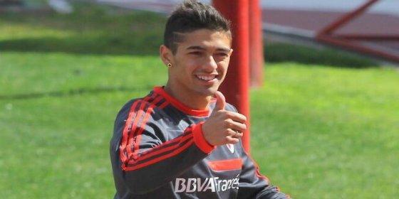 Lanzini suena con fuerza para el Sevilla