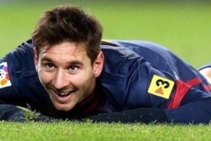 El País hace leña del Barça caído y pone en el patíbulo al 'Tata' y a Messi