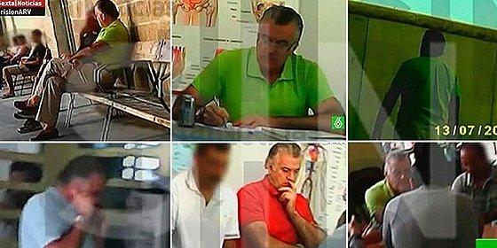 Luis Bárcenas, castigado con 140 días sin paseos en prisión por amenazar a guardias civiles