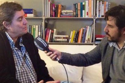 """Luis García Montero: """"Escribir columnas periodísticas te ayuda a pensar las cosas dos veces"""""""