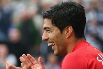 Luis Suárez casi llega a las manos con uno de sus compañeros
