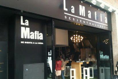 Italia se alza en armas y tenedores contra los restaurantes españoles 'La Mafia' porque no los puede tragar