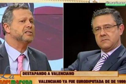 """Alta tensión en 'La Marimorena': """"En la izquierda toleráis a dictadores asesinos como Chávez o Castro"""""""