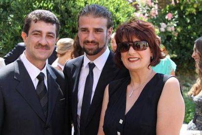 La familia de Mario Biondo monta un macabro circo por una exclusiva de TV