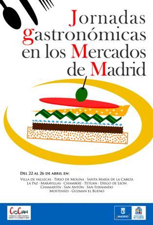 El mercado más castizo se une a las 'Jornadas Gastronómicas en los Mercados de Madrid' que organiza la COCAM para recuperar la compra tradicional y ofrecer la mejor materia prima