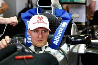 Denuncian a Michael Schumacher por haber provocado un accidente de tráfico en Sevilla