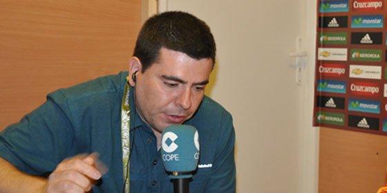 """Miguel Ángel Díaz: """"Aún hay riesgo con la lesión de Cristiano Ronaldo"""""""