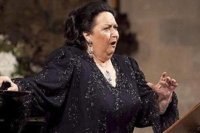 Montserrat Caballé da el cante sin quererlo al imputarle un fraude fiscal de medio millón