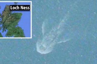 Los satélites de Apple cazan al monstruo del Lago Ness nadando como si tal cosa