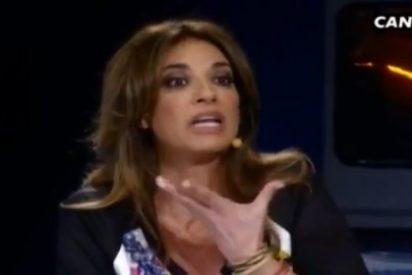 "Mariló Montero se pone verde en casa ajena: ""Hubiera puesto a Brad Pitt desnudo boca abajo"""