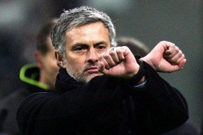 Mourinho se niega a hablar en español