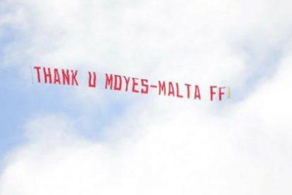 Quieren agradecer a Moyes...¡su mala temporada!
