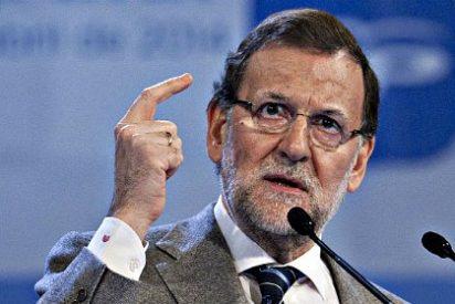 Mariano Rajoy entra en campaña 'europea' con rebajas fiscales y guiños a empresa y empleo