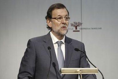 """A Rajoy no se le pasa """"por la imaginación"""" que no se resuelva el problema de Cataluña"""