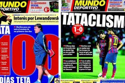 La evolución de 'MD': de los '100 días teta' de Martino al 'Tataclismo'