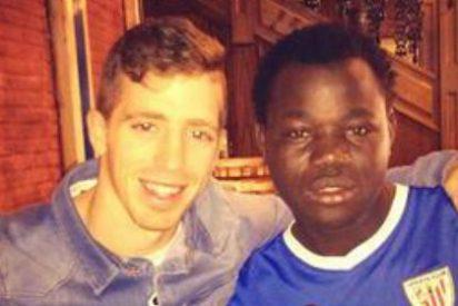 ¡Muniaín tiene un hermano negro!