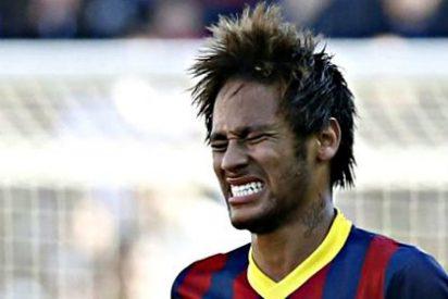 Neymar es objeto de burla en los Simpsons
