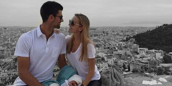 Novak Djokovic deja embarazada a su preciosa novia