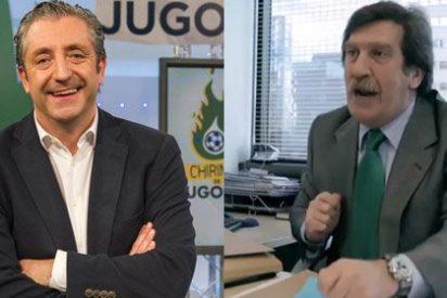 """Pedrerol exige a Iñaki Cano que se gane el sueldo: """"A mí me han llamado de todo por preferir ahora a Casillas. Mójate tú, que no te mojas nunca"""""""