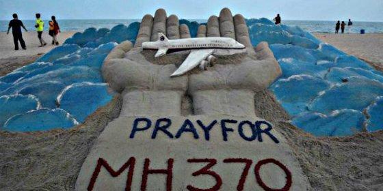 El copiloto malayo del MH370 llamó por teléfono justo antes de la desaparición del avión