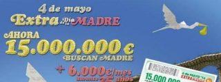 No dé palos de ciego para hacerse rico: La ONCE reparte 15 millones en el Sorteo del Día de la Madre