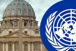 """Parolin reclama una ONU """"fuerte pero democrática"""""""