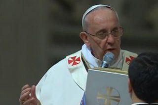 """Francisco: """"Es necesario retornar a Galilea para ver a Jesús y convertirnos en testigos de su Resurrección"""""""