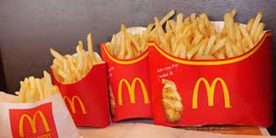 Sepa de qué están hechas las patatas de McDonald's y por qué pueden dejarle frito