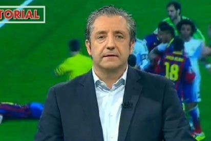Pedrerol pide a Del Bosque que se moje: