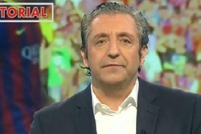 """Pedrerol: """"Otra vez la imagen del Barça por los suelos. ¡Que hagan un referéndum para echar a Bartomeu!"""""""