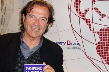 """Pepe Navarro: """"Los que me machacaron ahora tienen órdenes de no hablar de mí"""""""