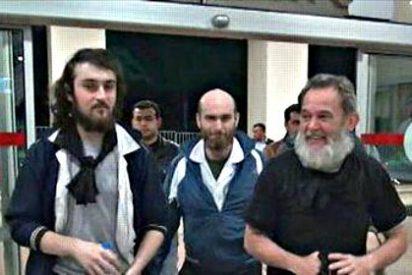 Liberados cuatro periodistas franceses secuestrados por los islamistas hace 10 meses en Siria